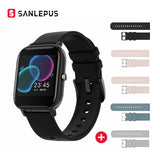 2020 SANLEPUS Smart Watch Sport Heart Rate Monitor Waterproof Fitness Bracelet Men Women Smartwatch For Android iOS Apple Xiaomi - 24SevenDeals