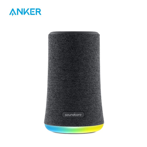 Anker Soundcore Flare Mini Bluetooth Speaker, Outdoor Bluetooth Speaker, IPX7 Waterproof for Outdoor Parties - 24SevenDeals