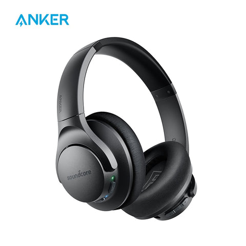 Anker Soundcore Life Q20 Hybrid Active Noise Cancelling Headphones, Wireless Over Ear Bluetooth Headphones - 24SevenDeals