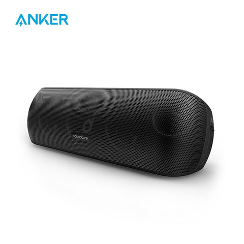 Anker Soundcore Motion+ Bluetooth Speaker with Hi-Res 30W Audio, Extended Bass and Treble, Wireless HiFi Portable Speaker - 24SevenDeals