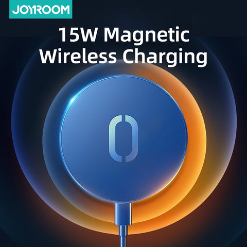 Magnetic Wireless Charging For iPhone 12 Pro Max Mini 15W Fast Charger For iPhone 11 XS X Wireless Charger For Huawei Xiaomi Qi - 24SevenDeals