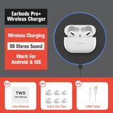 SANLEPUS NEW TWS In-Ear Wireless Headphones Bluetooth Earphones 9D Stereo Earbuds Sport Headset For Android iPhone Xiaomi Huawei - 24SevenDeals