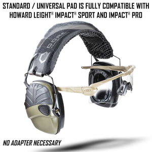 Racing Radios Electronics Gel Ear Seals for 3x4 Noise Cancelling Headsets