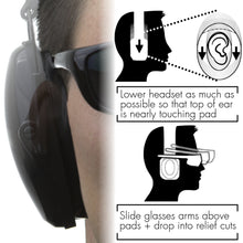 SIGHTLINES GEL EAR PADS