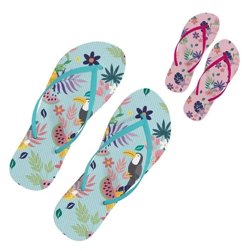 Chanclas Tropicales