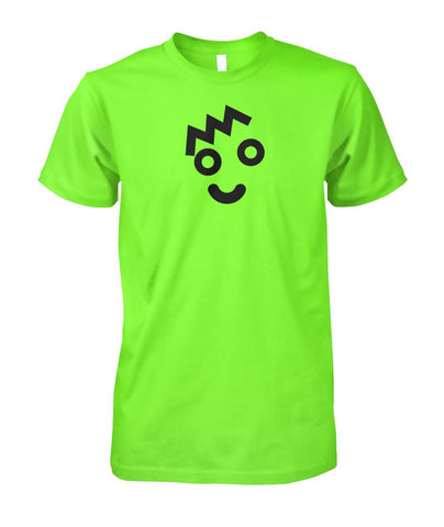 Mr. Dad's Neon Cotton T-Shirt