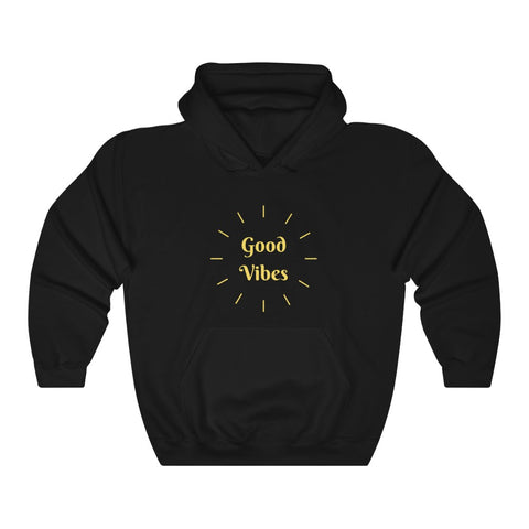 Good Vibes Hooded Sweatshirt