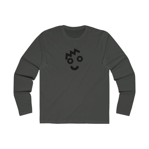 Mr. Dad's Long Sleeve Crew Tee for Men