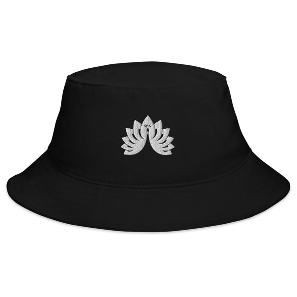 Peacock Bucket Hat