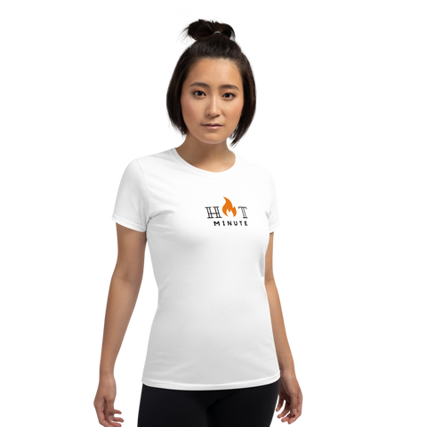 HOT Minute - Women's Short Sleeve T-Shirt