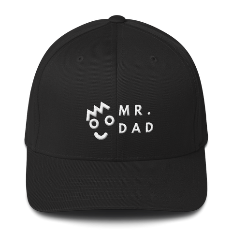 Mr. Dad's Structured Twill Cap