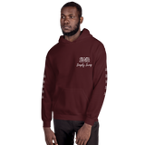 Men's Simply Swag Logo All-Over Hoodie
