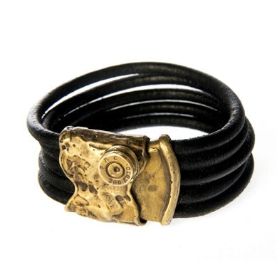 Bullet Screw Lock Bracelet