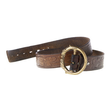 Double Panther Belt
