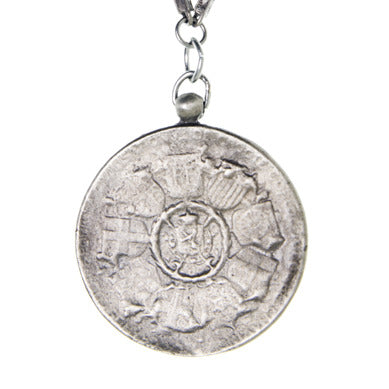 Victory Coin Necklace