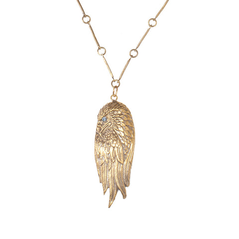 Hawk Necklace