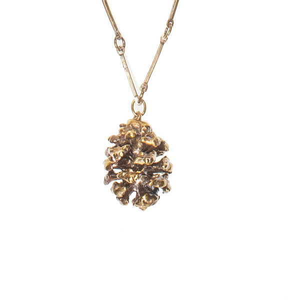 Redwood Pinecone Necklace