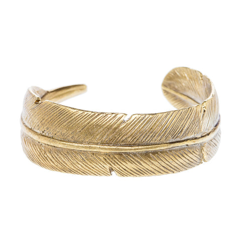 Single Feather Cuff