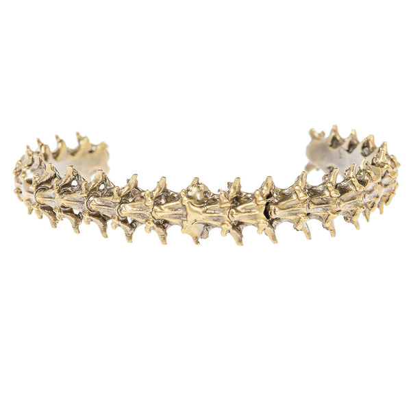 Snake Vertebrae Bangle