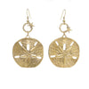 Image of Sand Dollar Earrings