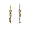 Image of Lavendar Shoulder Duster Earrings