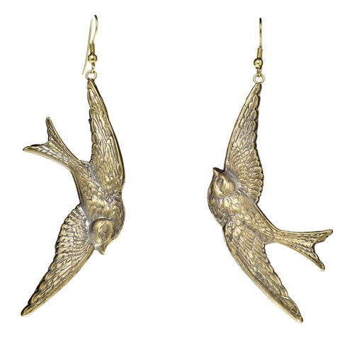 Mother Swallow Earrings