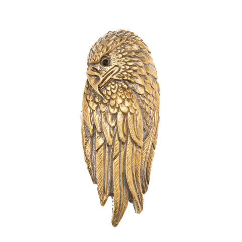 Hawk Cocktail Ring