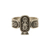 Image of Reclaimed Sterling Egyptian Luck Ring