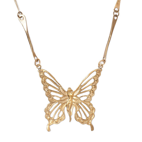Butterfly Lady Necklace