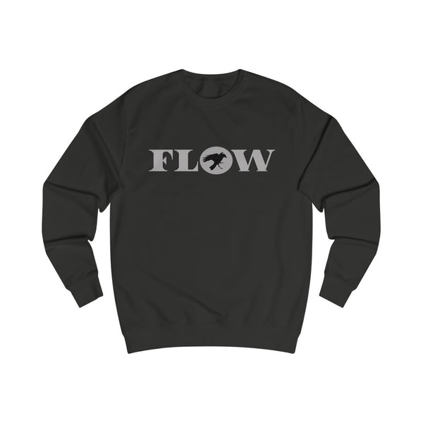 Flow Crewneck - Gray