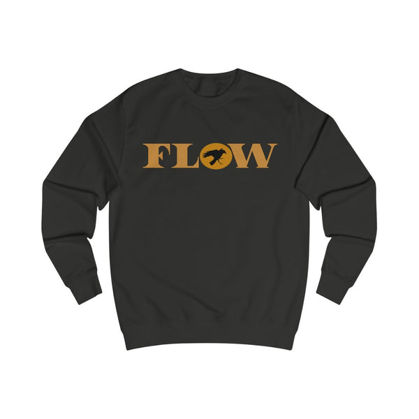 Flow Crewneck - Orange