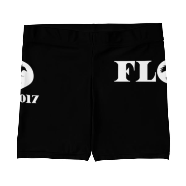 Flow Biker Shorts - Black