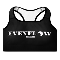 Evenflow 2017 Sports Bra Black