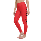 Evenflow.2 Yoga Leggings Red
