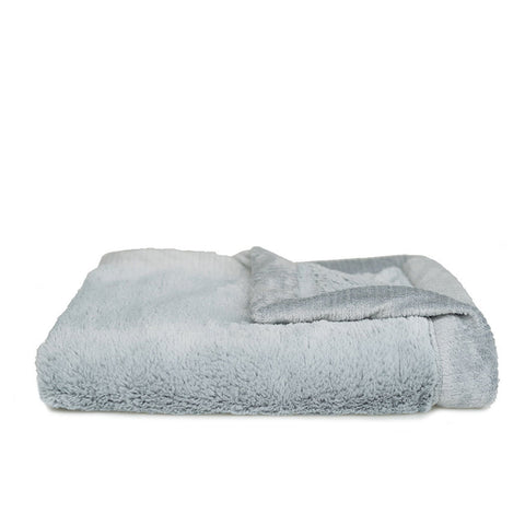 Lush Mini Blanket - Storm Cloud