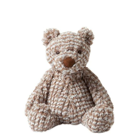 Rowan Bear Cream & Brown - Medium