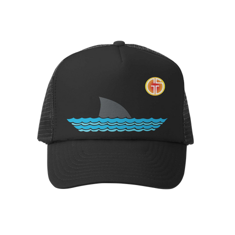 Sharky Trucker hat - Big