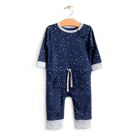 Night Sky Romper