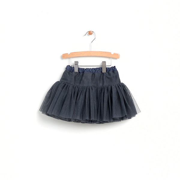 Baby Tulle Skirt - Midnight