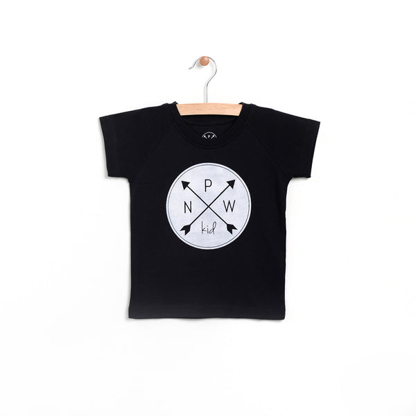 Kid Logo Short Sleeved Tee