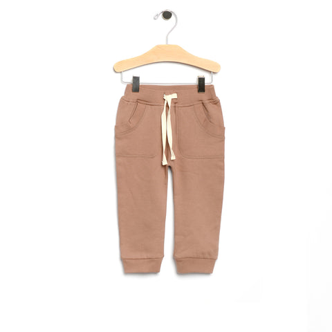 Patch Pocket Pant - Caramel