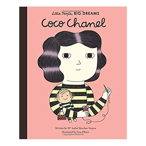 My First Book - Coco Chanel