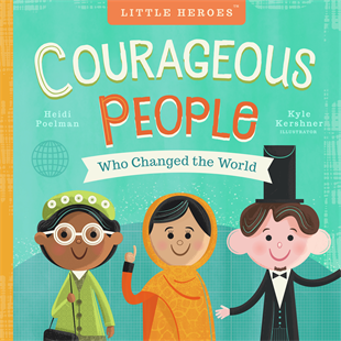 Courageous People Book