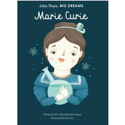 My First Book - Marie Curie