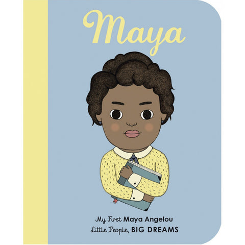 My First Book - Maya Angelou