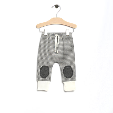 Knee Patch Jogger
