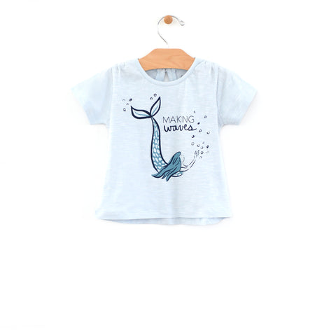 Slub Mermaid Tee