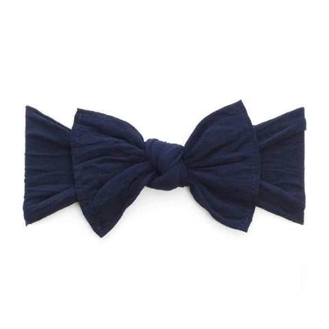 Knot Headband - Navy