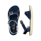 Salt Water Surfer Sandal - Navy