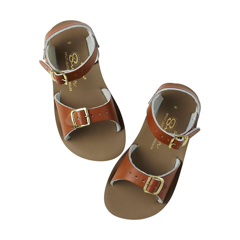 Salt Water Surfer Sandal - Tan